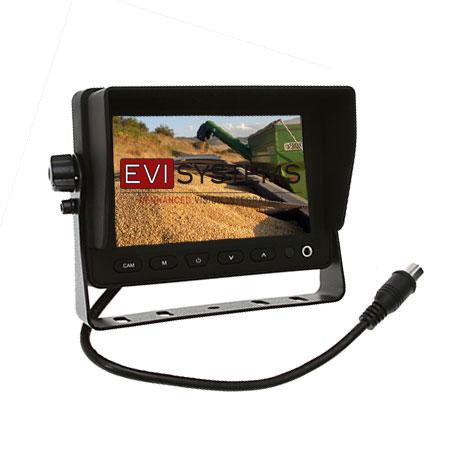 5 Digital Backup Camera Monitor Evi Systems